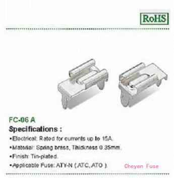 PCB端子 FC-06A