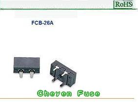 汽车保险丝座FCB-26A