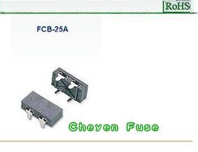 汽车保险丝座FCB-25A