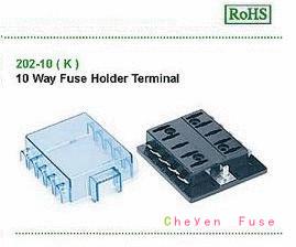 汽车保险丝盒 202-10KQC
