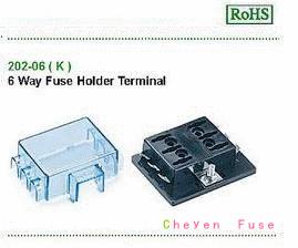 汽车保险丝盒 202-06KQC