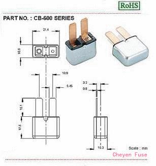汽车过载保护器 CB-600
